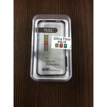 Метален бъмпер Iphone 4/4s