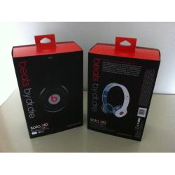 Слушалки Beats by Dr. Dre Solo HD
