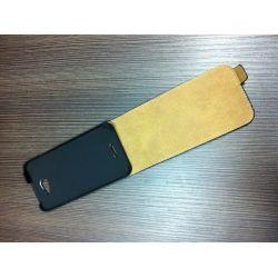 Кожен калъф- черен (всички модели телефони)