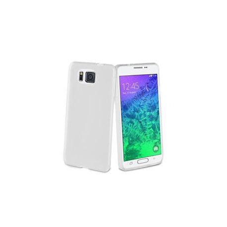 Твърд гръб прозрачен за Samsung  Galaxy Alpha
