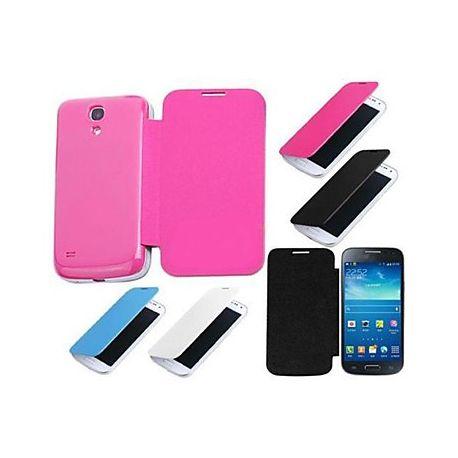 Кожен калъф за Samsung Galaxy S4 I9500 (различни цветове)
