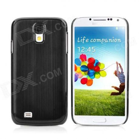 Алуминиев гръб   за Samsung Galaxy S4 / i9500 - Черно