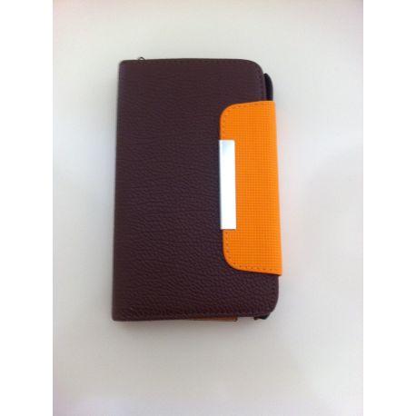 Кожен калъф за Samsung Note n7000/I9220